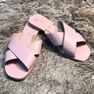 Seychelles Total Relaxation Slide Sandal